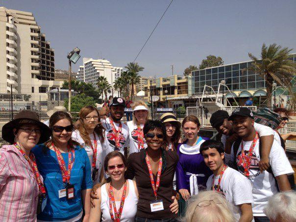 Gen Group on Israel dock