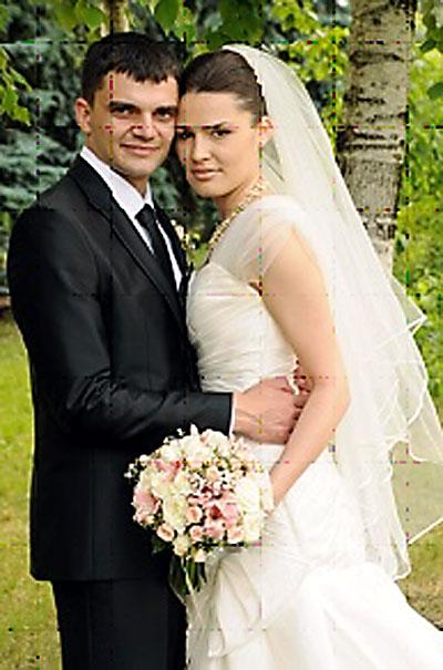 Mihaela wedding