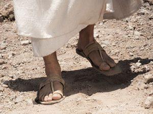 Jesus sandals web 360x267 pixels