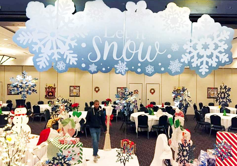 Matteson Single Moms Annual Winter Ball